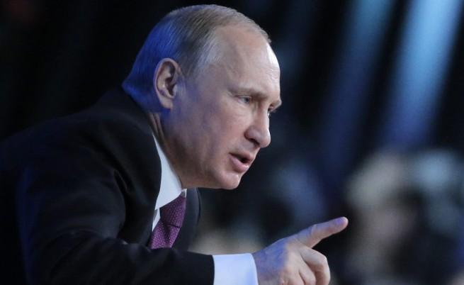 Путин: Не възнамеряваме да воюваме с никого