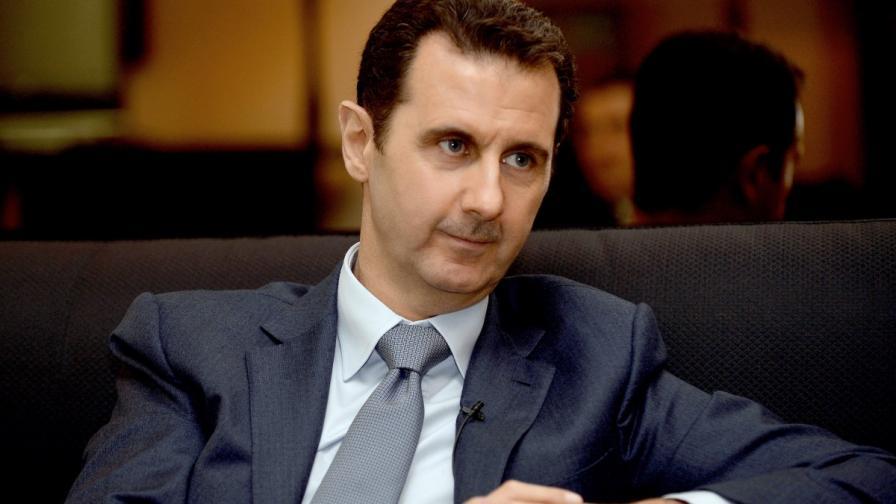 Дамаск бил готов да говори с опозицията