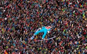 Норвежки триумф в ски скоковете
