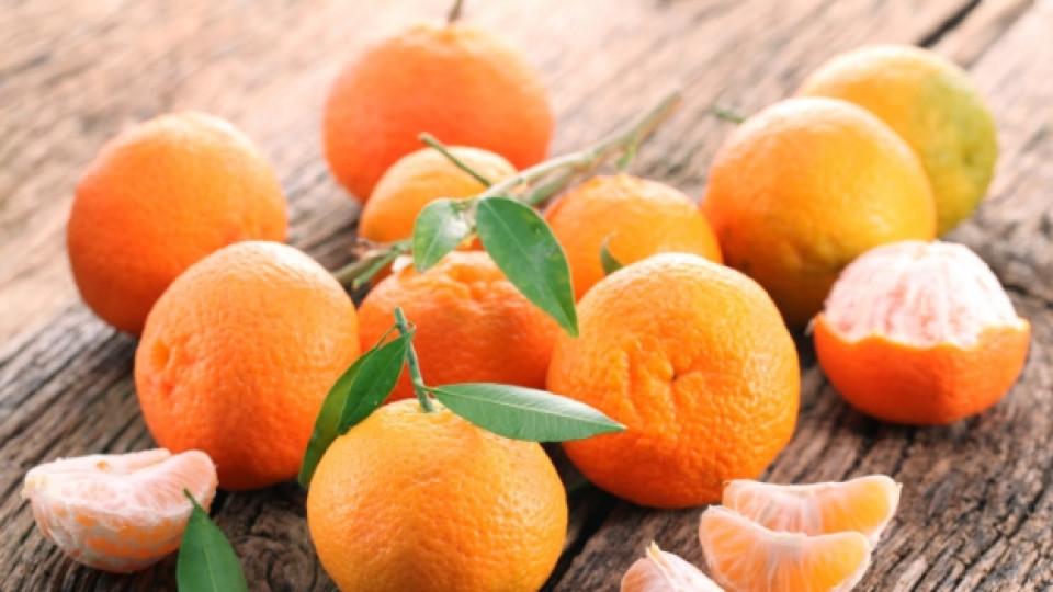 Кръгла, оранжева и полезна