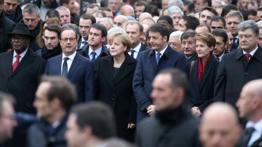 Министри от ЕС и САЩ решиха да засилят борбата с тероризма