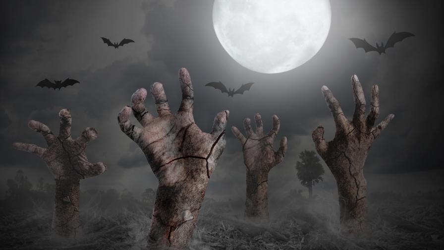 Учени изчислиха как ще ни затрие зомби заразата