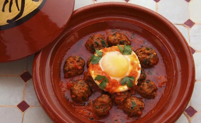 Традиционно берберско ястие