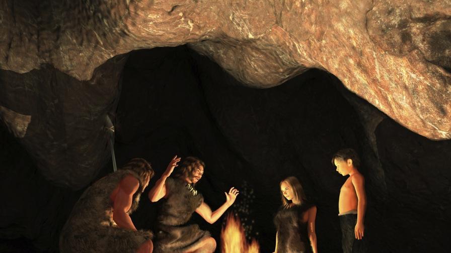 Първите разговори преди 2,5 млн. г. са били за оръдия на труда