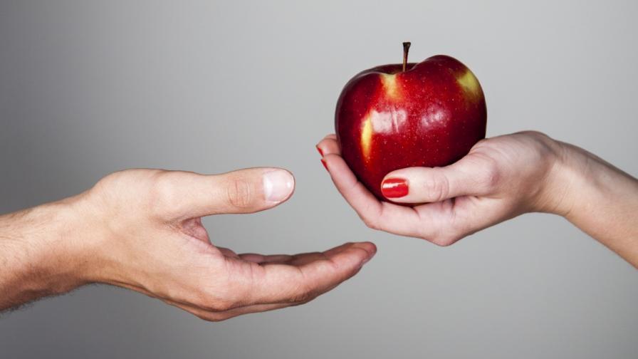 Какъв сорт ябълка е изяла Ева?