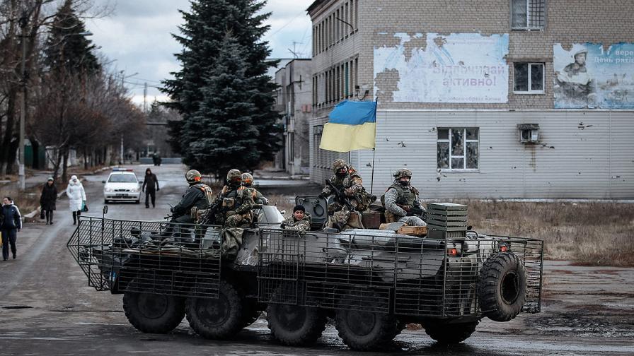 През 2015 г. в Украйна ще има три вълни военна мобилизация
