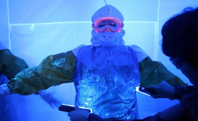 Разпространението на ебола се забавя