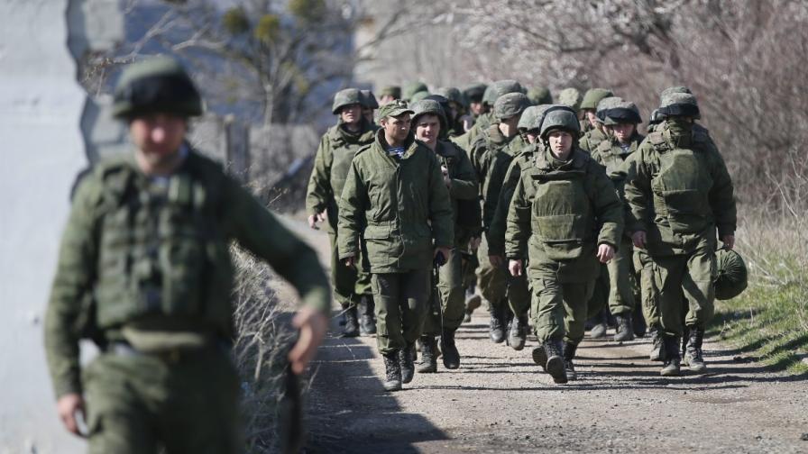 Киев: Около 700 руски войници са навлезли в Украйна