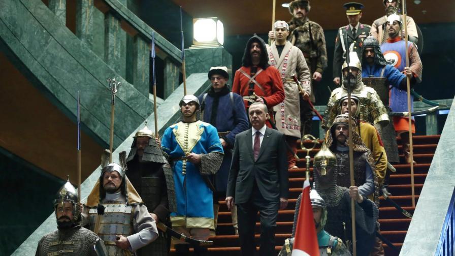 "Турски декан подаде оставка, заради шега с ""воините на Ердоган"""