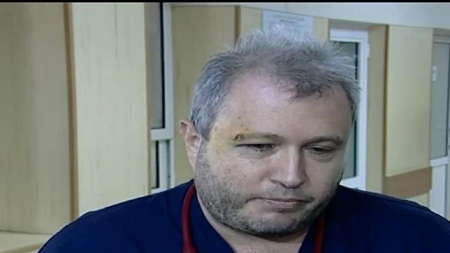 """Лекар от УМБАЛ """"Св. Анна"""" беше пребит"""