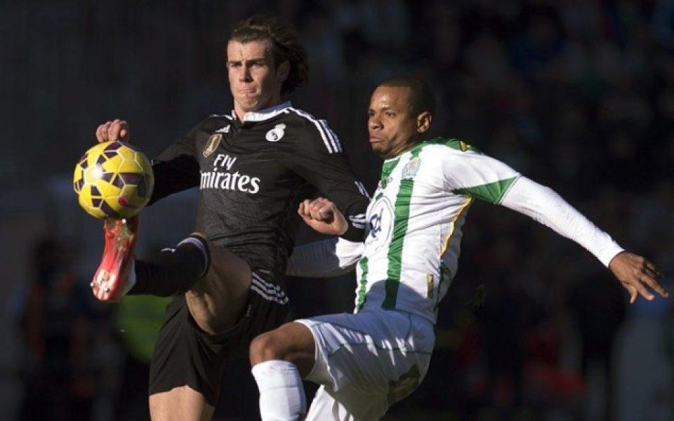 ВИДЕО: Реал Мадрид с мъки срещу Кордоба, дузпа донесе 3-те точки