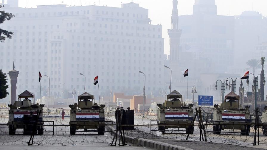 Няколко души загинаха при безредици в Египет