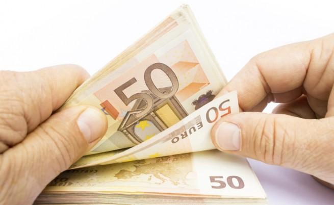 Еврото с 11-годишен минимум