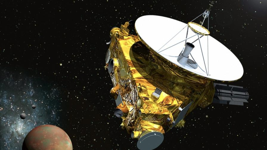 "Сондата ""Нови хоризонти"" започна да снима Плутон"