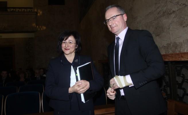 Лозан Панов е новият председател на ВКС