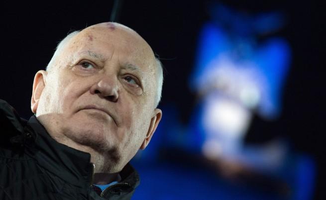 Михаил Горбачов: Между Русия и САЩ е обявена нова Студена война