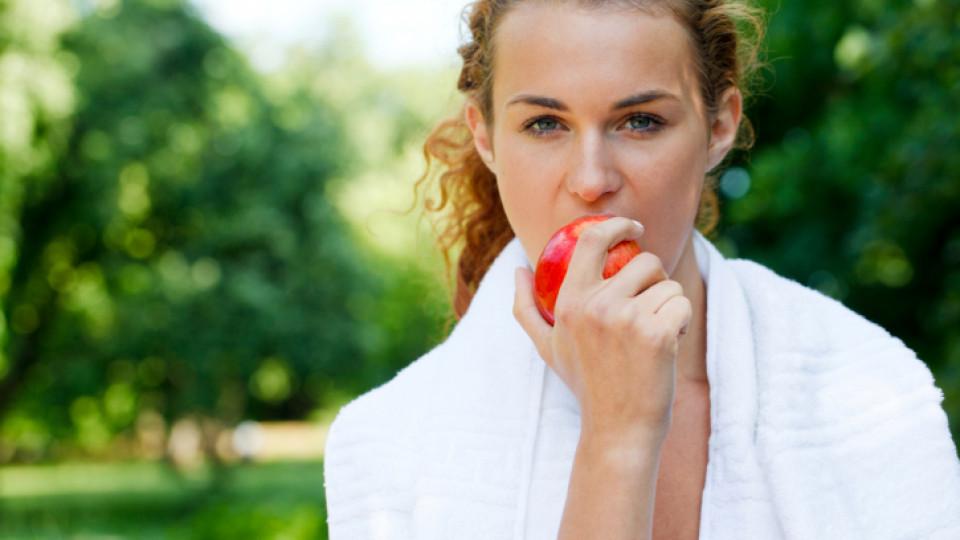Какво може и какво не да се яде преди спорт