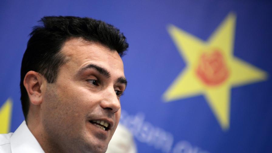 Пуснаха скандален видеозапис от среща Груевски-Заев