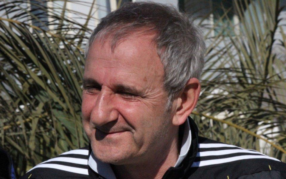 Никола Спасов: Добър жребий, но мачовете ще са тежки