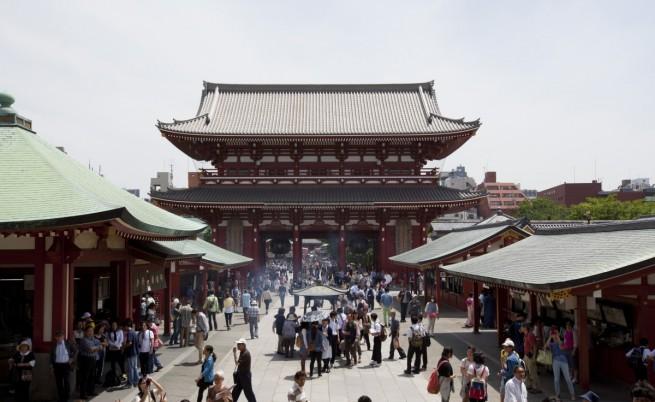 Храмът Сенсоджи