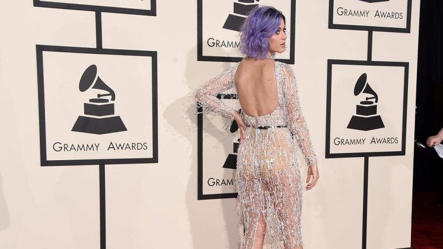 "Пошлост и сексапил на 57-ите награди ""Грами"""