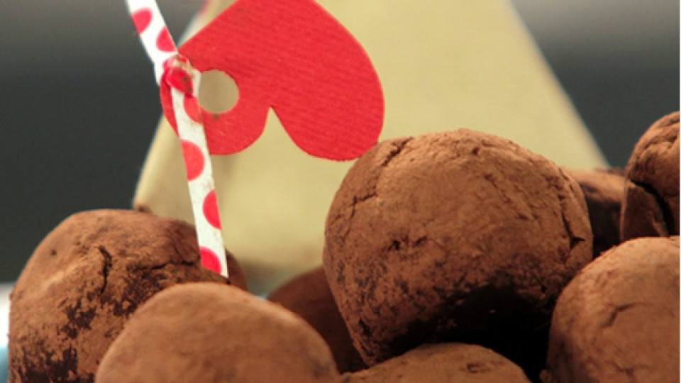 Влюбени бонбони