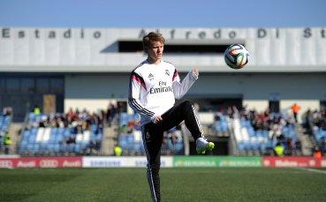 Реал Мадрид даде свой играч под наем в Холандия