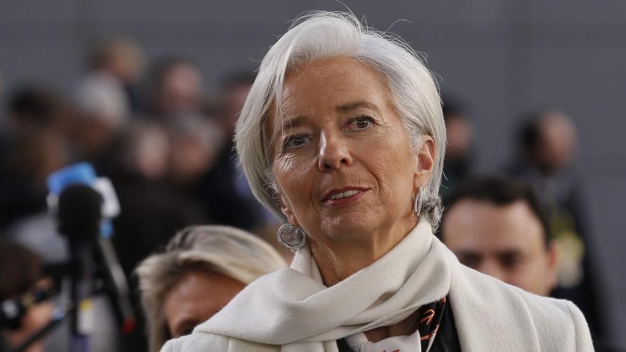 МВФ и Украйна съгласуваха кредитиране от $40 млрд.