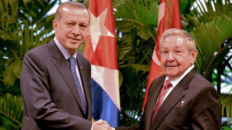 Ердоган предложи на Куба да построи джамия в Хавана