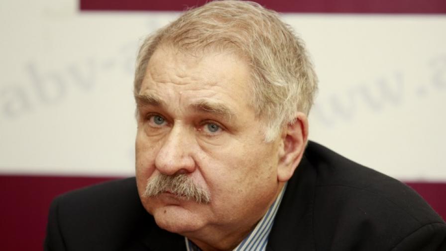 Кирил Цочев от  АБВ стана зам.-председател на парламента