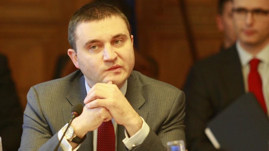 Горанов иска образование и инфраструктура в бюджет 2016