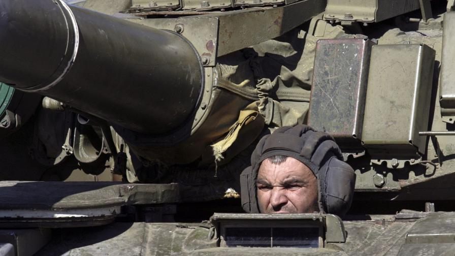Откриха нови руски оръжия в Източна Украйна