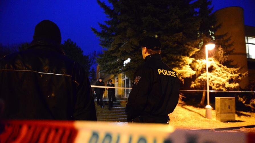 Стрелбата в Чехия не била терористичен акт