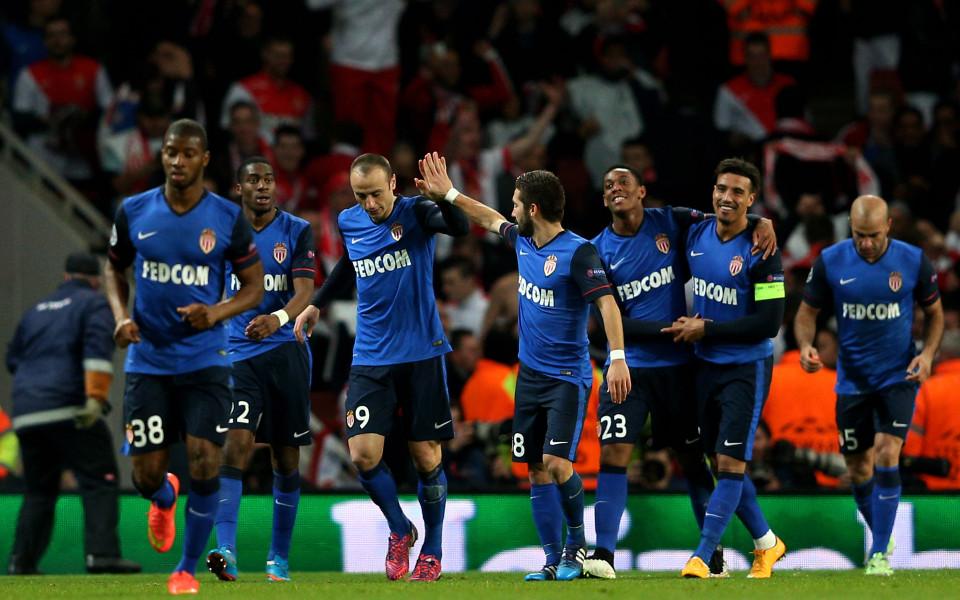 Монако - най-ефективният тим в Шампионската лига