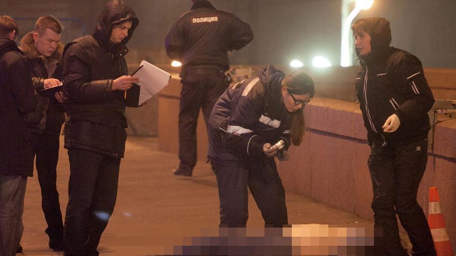 Борис Немцов беше убит в центъра на Москва