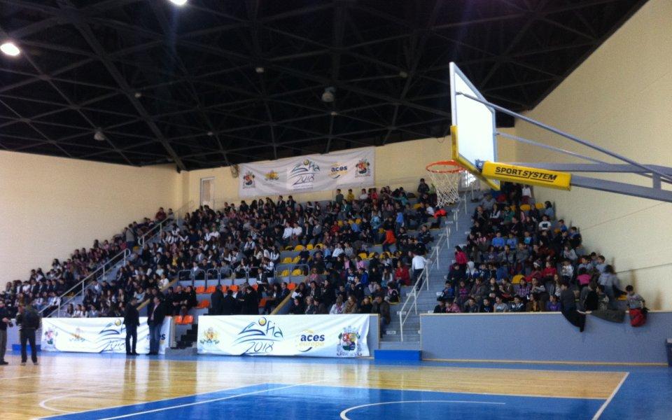 Глушков: Баскетболът има нов дом