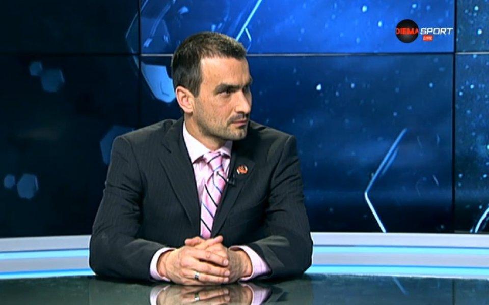 Кристиян Добрев: Целта на Септември е да налага младите играчи от собствената си школа