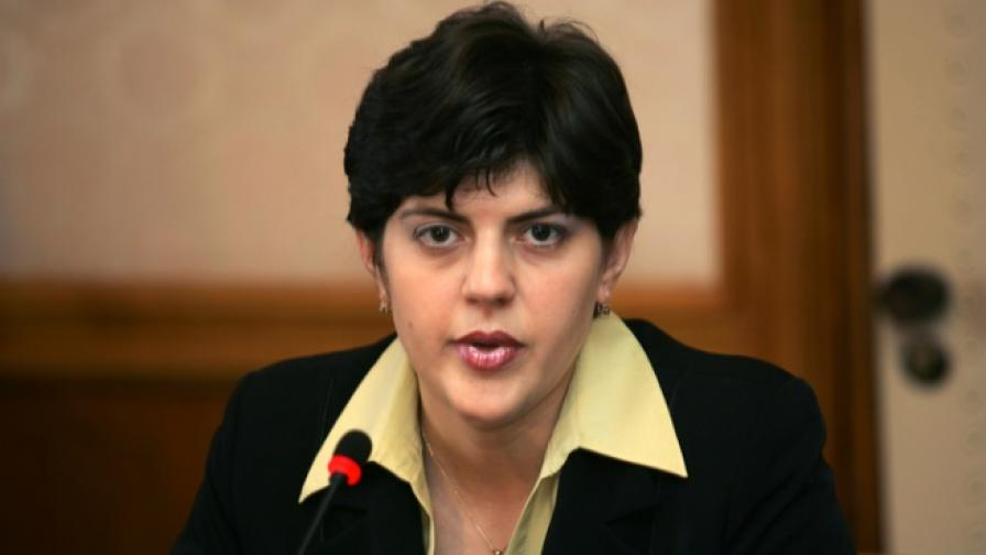 Лаура Кодруца Кьовеши