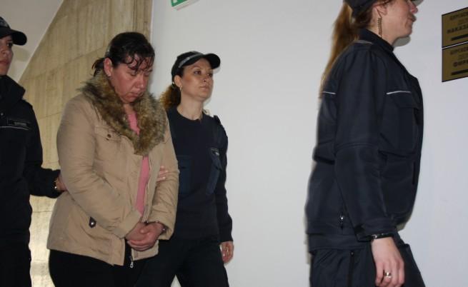 Обвинената в убийство Атанаска проговори пред съда