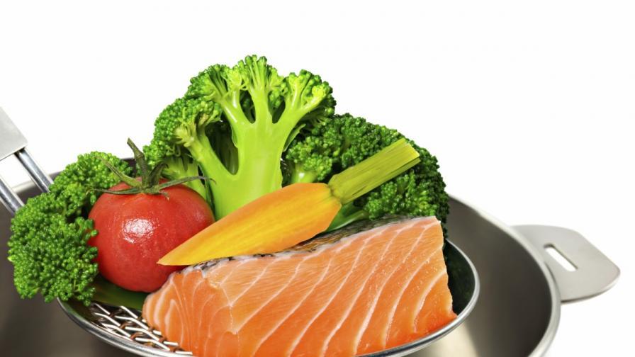 Защо смятат рибата за природен антидепресант
