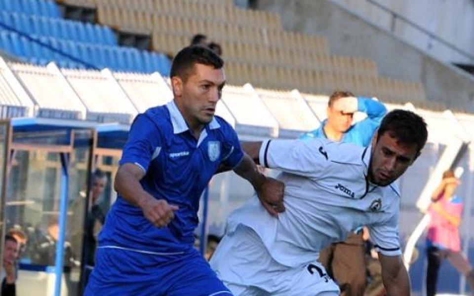 Милен Танев подписа с Черноморец до края на сезона