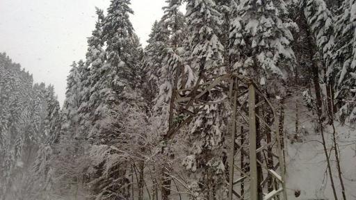 <p>Снегът скова северозападна България, къде нямаше ток</p>