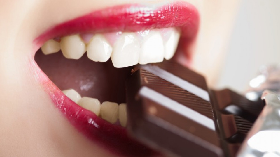 Шоколад срещу слънчеви изгаряния