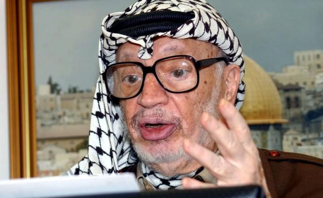 Поредна експертиза отхвърля твърденията, че Ясер Арафат е бил отровен