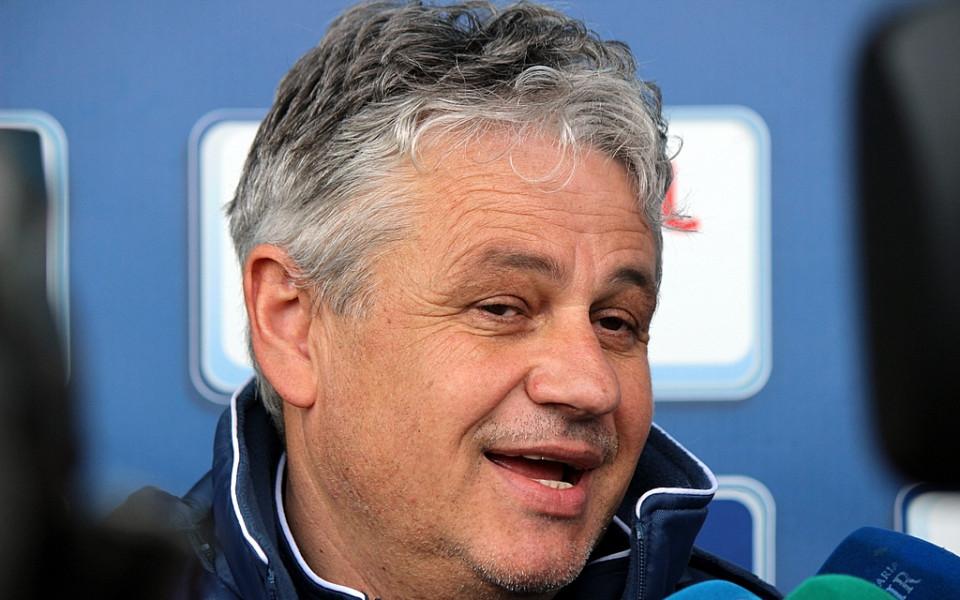 Стоев: Не знам колко е реално, но искам Купата в първата си година в Левски
