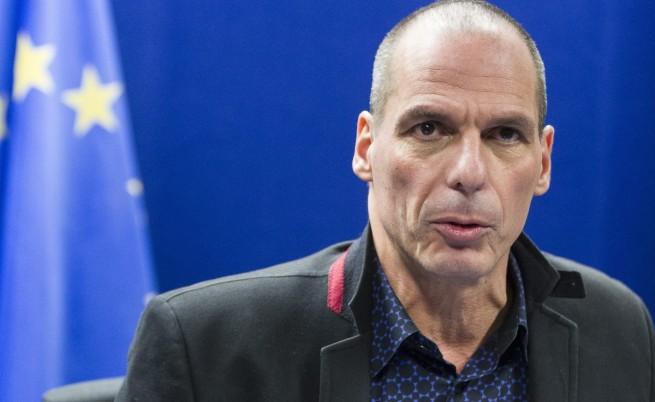 Варуфакис вече е извън групата за преговори с МВФ и ЕС