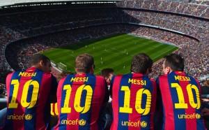 Барселона си хареса бразилска перла