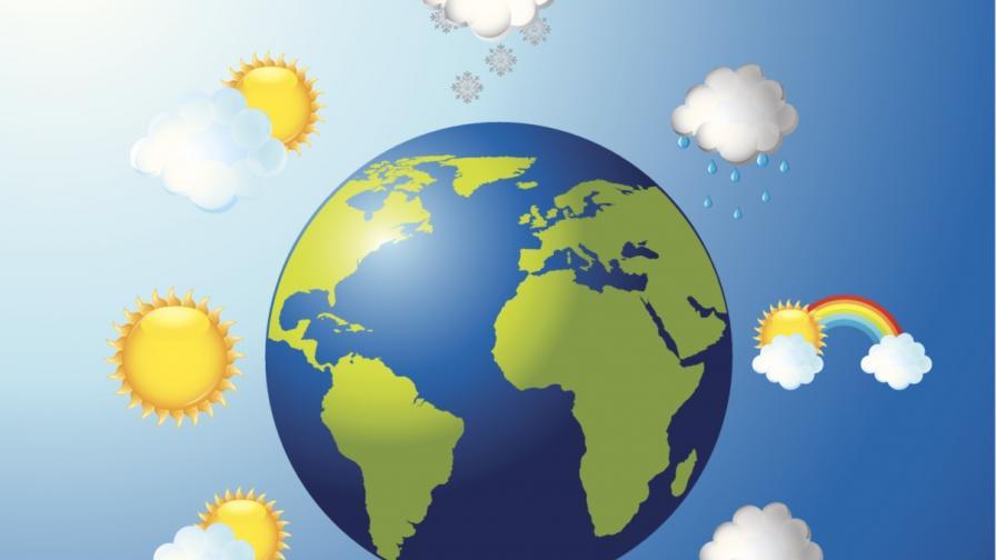 Отбелязваме Световния ден на метеорологията