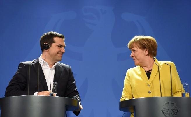 Меркел: Германия иска Гърция да расте, но са нужни реформи