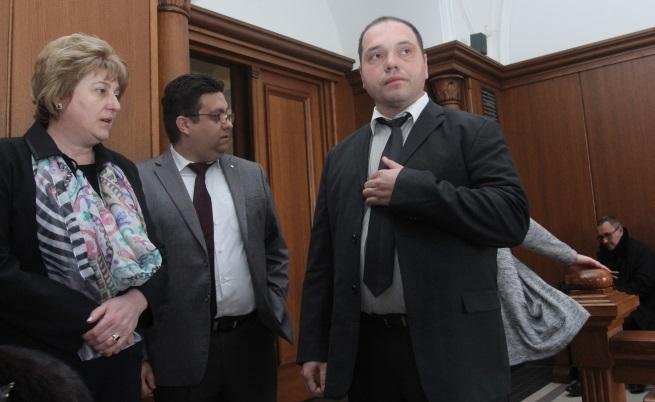 Филип Златанов моли да бъде оправдан
